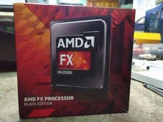 AMD FX-8320 3.5GHz 8 Core 16MB L3 Cache AM3+