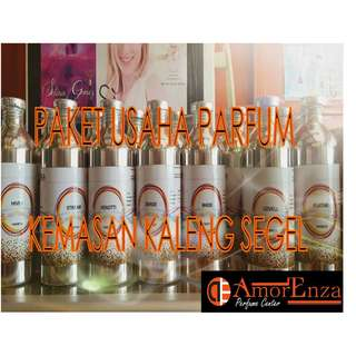 Paket Usaha Parfum Refill Komplit