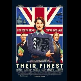 [Rent-A-Movie] THEIR FINEST (2016)