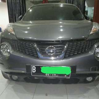 Nissan Juke 1.5 4x2 RX AT 2012