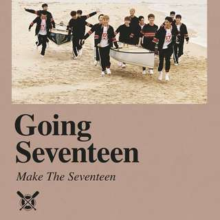 [PO] Seventeen Going Seventeen (make the seventeen, make a wish & make it happen ver) 🐾🐣