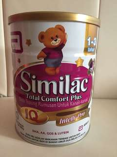 Similac Total Comfort Plus for years 1-3