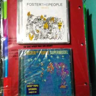 (Bundle) FOSTER THE PEOPLE