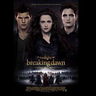 [Rent-A-Movie] THE TWILIGHT SAGA: BREAKING DAWN PART 2 (2012)