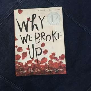 Why We Broke Up by David Handler *repriced
