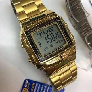Casio Digital Gold