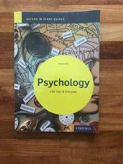 Higher Level IB Psychology Textbook