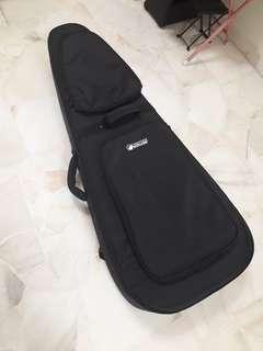 Attitude DG30XL-100-Black Dreadnought Guitar Hybrid Gig Bag