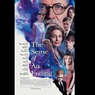 [Rent-A-Movie] THE SENSE OF AN ENDING (2017)