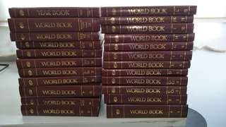 World Encyclopedia - Complete Set