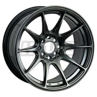 "XXR RIM 100x114.3 x 5 17"" with Tyre"