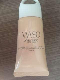 Used tinted smart day moisturizer
