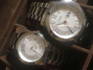 Orginal esprit watch for couple