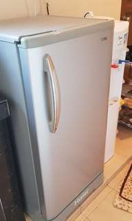 Single Door Haier Fridge