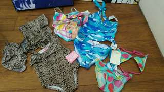 SALE!! BRANDED SWIMSUITS FOR YOUR PRINCESS!!50-60% OFF COMPARED TO BOUTIQUE PRICES!!