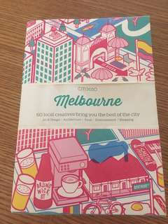 Melbourne travel guide for creatives