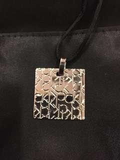 CK pendant choker/necklace (Unisex)