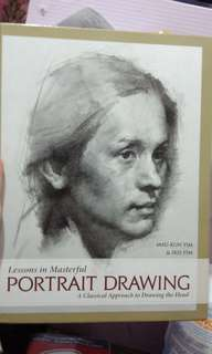 Portrait drawing (A classical Approach to drawing the head)