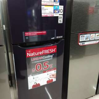 Cicilan kulkas LG tanpa kartu kredit proses cepat 3 menit lg promo 0%