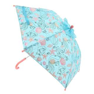 Japan Disneystore Disney Store Ariel the Little Mermaid Color Change Umbrella for Kids