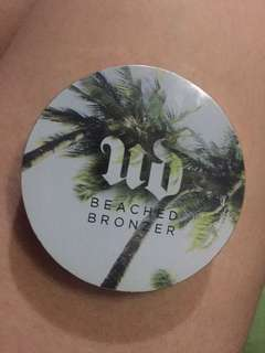 Urban Decay Beached Bronzer in Bronzed