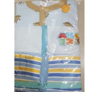 Sleepsuit 3-in-1-18m boy (incl postage)