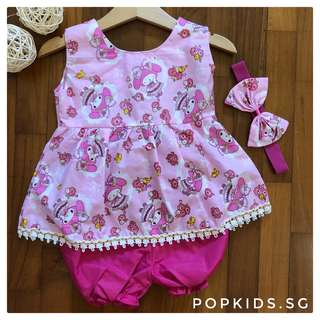🎀 My Melody Baby Sets 🎀