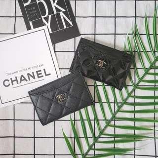 Chanel 卡片套卡套 卡包 card holder  特價