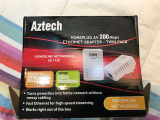 Aztech Ethernet Adpator for Sale!