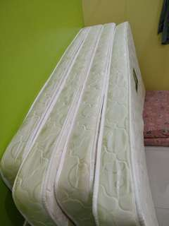 single bed mattress 5inch left 2