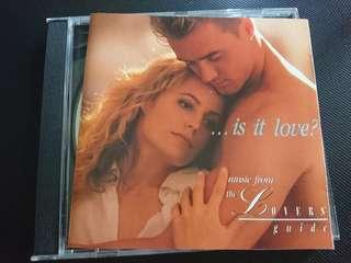 Is it love? CD
