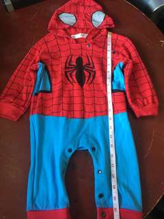 Spiderman Romper