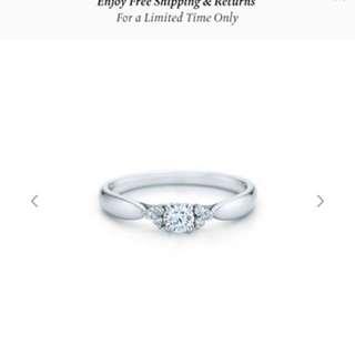 Tiffany and Co Diamond Ring