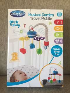 NEW Playgro Musical Garden