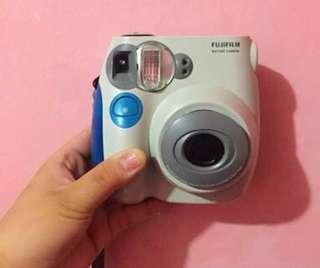 Instax Mini 7s blue (polaroid)