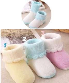 Baby Socks (7-9cm, 0-6months)