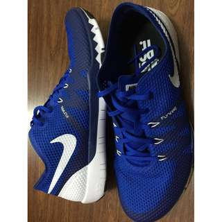Nike Free LEGIT Trainer 3.0 Flywire blue running shoes sneakers US 12