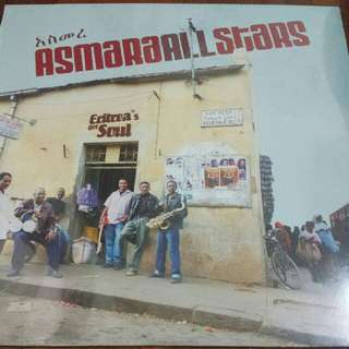 Asmara All Stars–Eritrea's Got Soul - Vinyl Record LP
