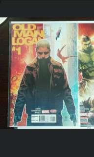 Old Man Logan #1-#13