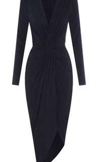 SHEIKE | ALTITUDE LS DRESS | Navy Blue | 6