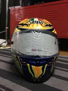 Avg Gp-Tech Helmet