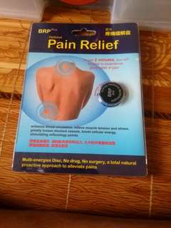 BRP optimal pain relief
