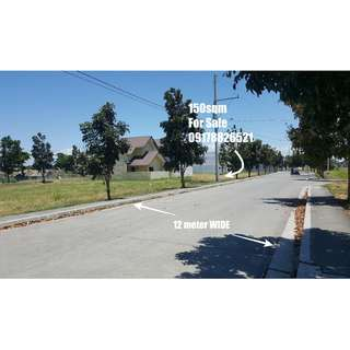 For Sale: 8100 per sqm South Springs, Binan Laguna - Lot Only