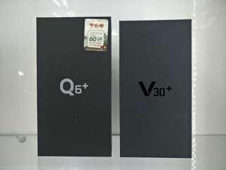 LG V30+ Black Grs, Resmi 1Tahun