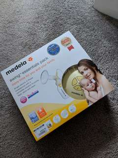 Medela Swing Essentials Pack Breastpump