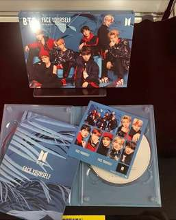[ READY STOCK ] BTS Face Yourself (Japan Album)