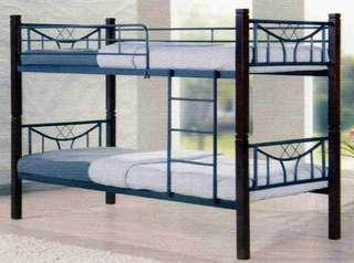 Wooden Post Double Deck CM 900