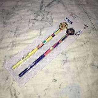 Pensel from korea