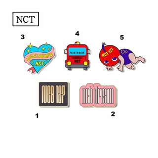 (Pre-order) NCT Badge