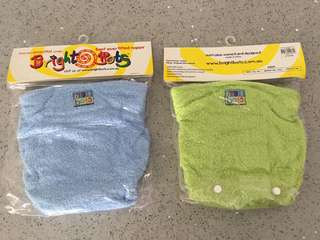 *NEW* All-In-One Terry Cloth Diaper Set